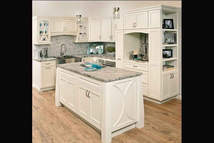 Canyon Creek Cabinet Company S Showroom Redesign
