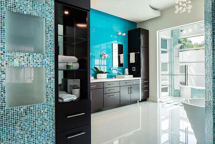K bb design award winners kitchen bath business for Bathroom of the year 2016