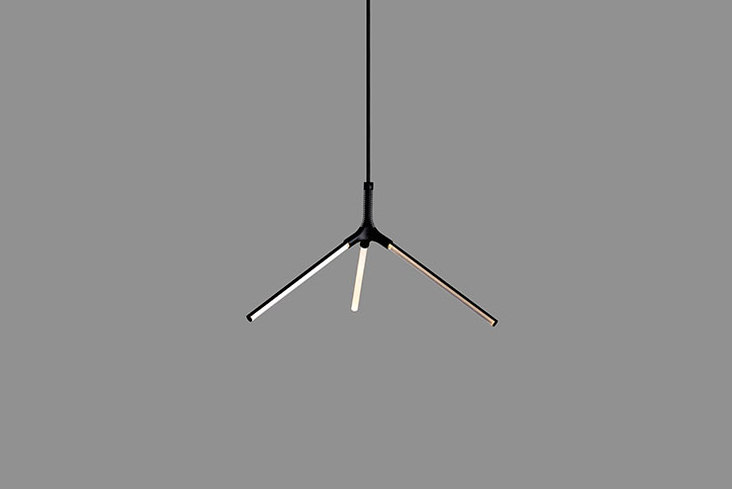 Structo by curio design lamps