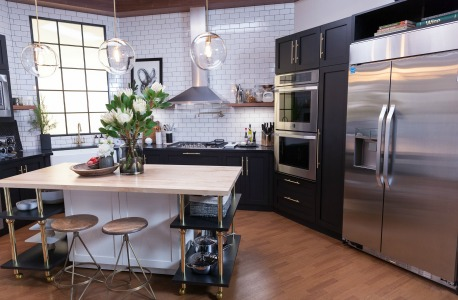 Lg studio and nate berkus team up to re imagine the Nate berkus kitchen design