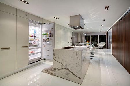 Winners of miele s design competition revealed kitchen for Miele kitchen designs