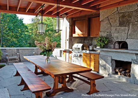 Better Outdoor Kitchens: Designers Offer Nine Insights to Keep in ...