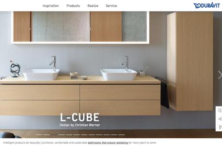 Duravit USA Launches Newly-Designed Website | Kitchen & Bath Business