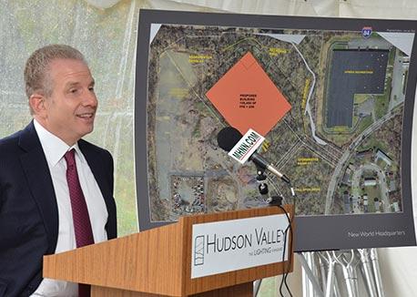 hudson valley lighting breaks ground for new headquarters kitchen