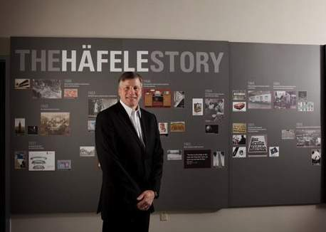 Hafele America president of häfele america named kitchen bath business