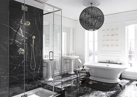 Expressions Home Gallery Opens Showroom In Dallas Launches New - Bathroom showroom dallas