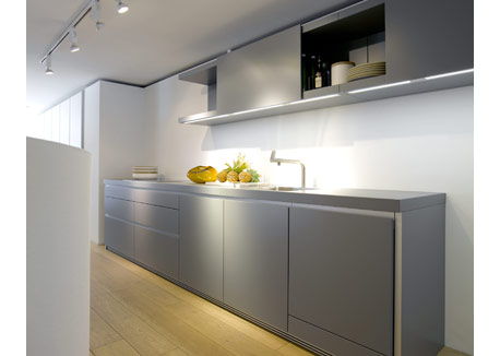 German manufacturer bulthaup moves u s headquarters to for Bulthaup kitchen cabinets