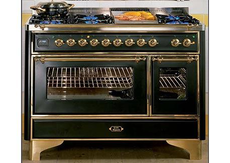Image gallery italian ranges for Italian kitchen brands