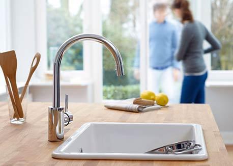 Chemcore Kitchen Sinks