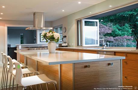 Houzz Survey Reveals Emergence Of The Super Kitchen Kitchen Bath Business