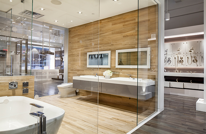 TOTO Launches Its Flagship Gallery in New York\'s Home Design ...