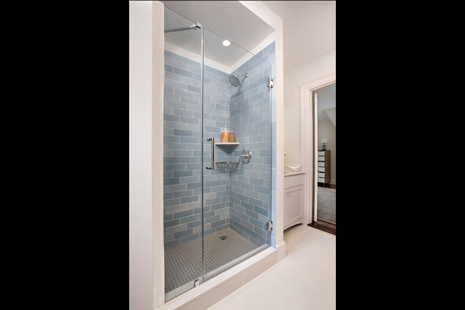 At More Than 5 Feet Long And Almost 3 Wide The New Walk In Shower Is Inviting Ious Said Palmer