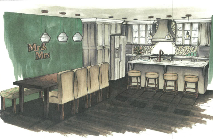The Nkba Announces The 2015 2016 Student Design Competition Winners Kitchen Bath Business