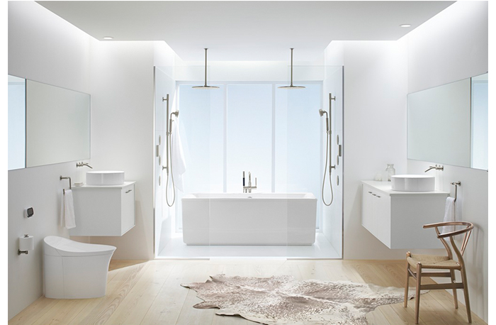 Kohler Offers New Online Bathroom Design Services To