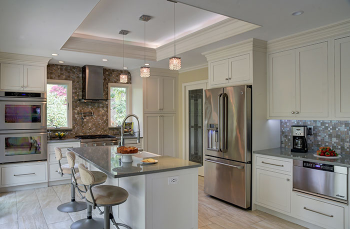 Designing A Busy Home Kitchen Amp Bath Business