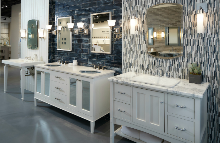 signature store first supply opens city area custom bathroom cabinets kansas vanities cheap