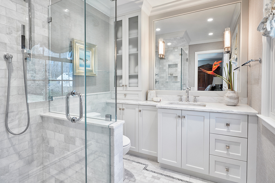 Contemporary Bathrooms Designs By Photographer Christina