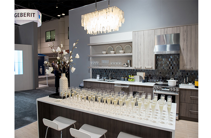 LG Home Appliances And Signature Kitchen Suite To Help Kick Off KBIS 2018  As The Sponsor Of Champagne U0026 Cupcakes