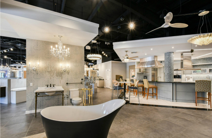 Ferguson Bath Kitchen Amp Lighting Gallery Moves To The