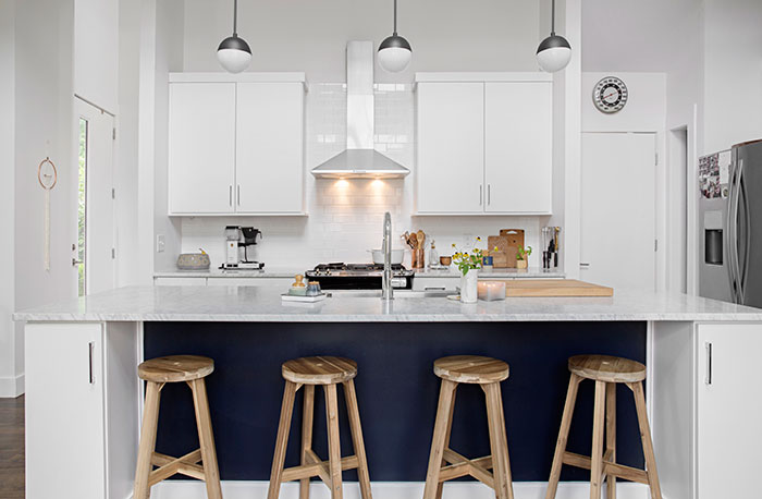 Houzz Study Finds Kitchen Updates Address Decluttering Obsessions