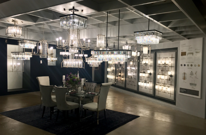 Progress Lighting Expands Renovates Showroom At Dallas Market Center Kitchen Bath Business