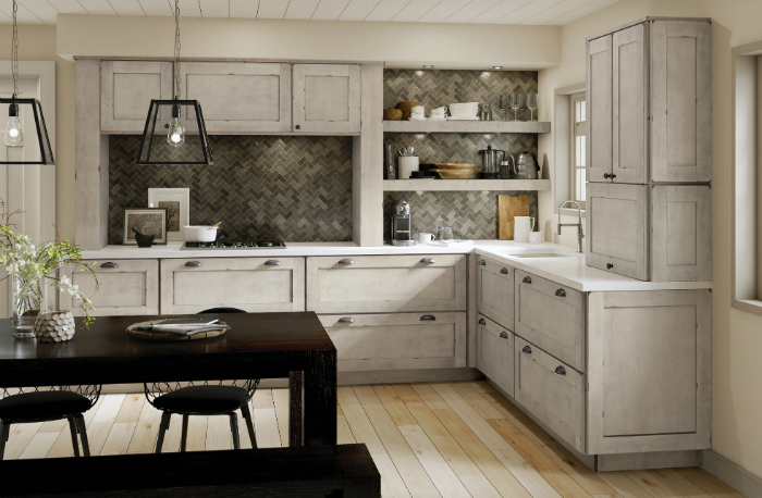 Charmant Merillat Cabinetry