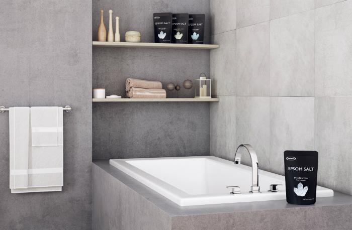 Jacuzzi Luxury Bath | Kitchen & Bath Business on luxury master bathroom designs, luxury bathroom tubs, luxury hotel bathroom, luxury bathroom suites, luxury bathroom showers, luxury bathroom faucets, luxury bathroom vanity cabinets,