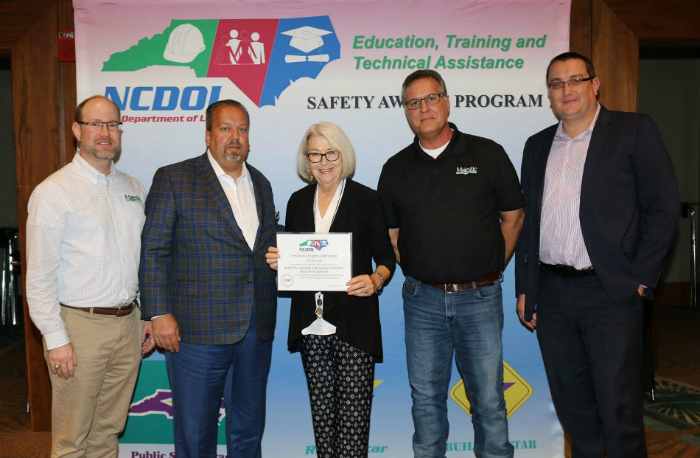 Majestic Kitchen & Bath Creations Earns Three Safety Achievement ...