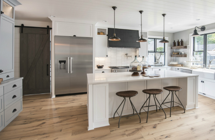 Huntwood Cabinets Featured In The 2018 Northwest Idea