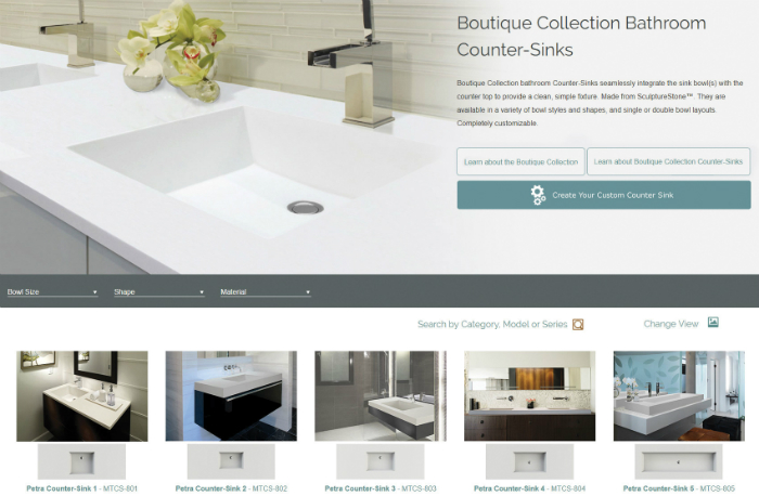 Mti Baths Launches Configurator For Online Ordering