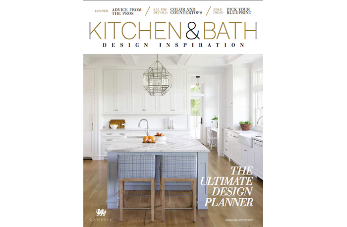 Cambria Releases 2019 Issue Of Style Magazine Kitchen Bath