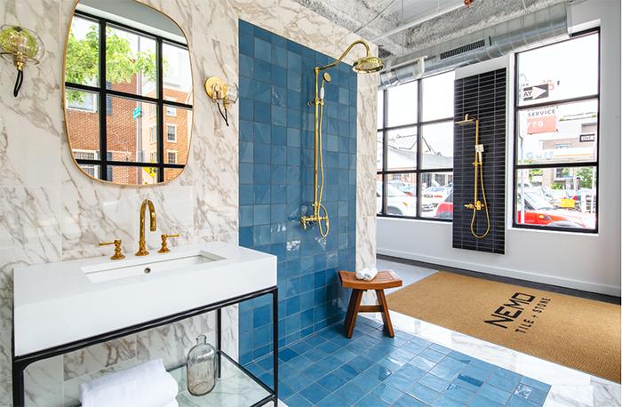 Pleasant Nemo Tile Stone Opens Showroom In Philadelphia Kitchen Interior Design Ideas Inesswwsoteloinfo