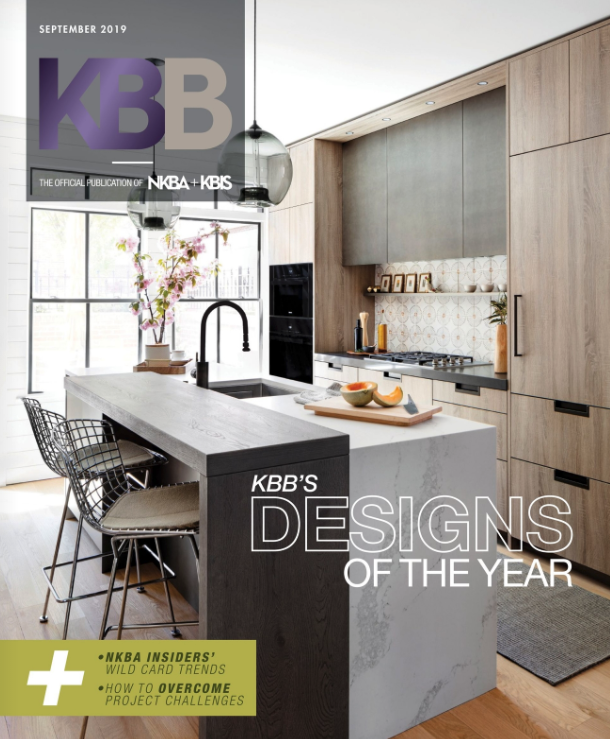 Pairing Elegance and Light | Kitchen & Bath Business