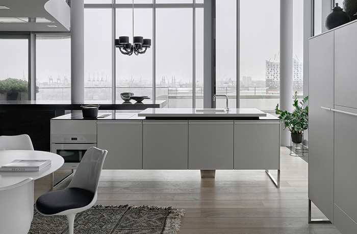 Poggenpohl Honored with Architectural Digest Great Kitchens ...
