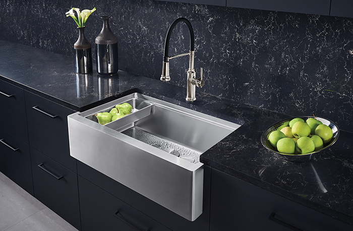 Blanco Sink Honored At Interior Design Best Of Year Awards Kitchen Bath Business