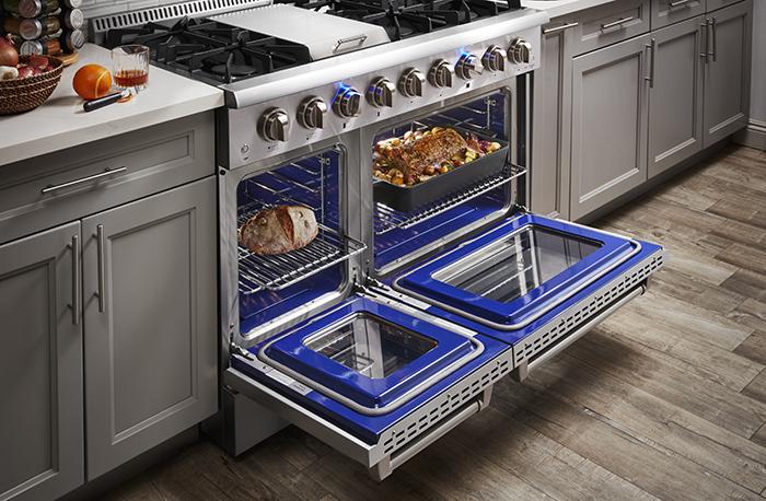 Thor Kitchen Professional Gas Range Kitchen Bath Business
